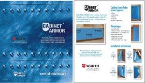 Cabinet Armor