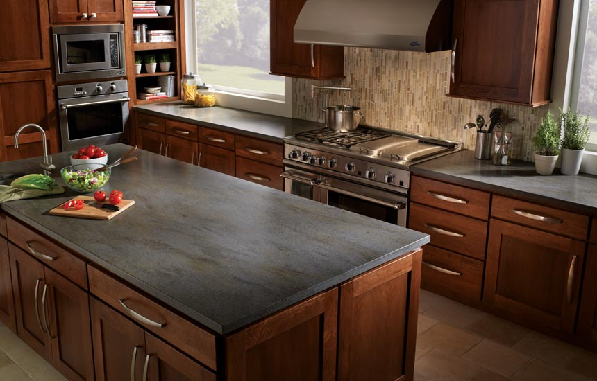 Solid Surface Kitchen Countertops : Repairing heat damaged countertops wurth wood group