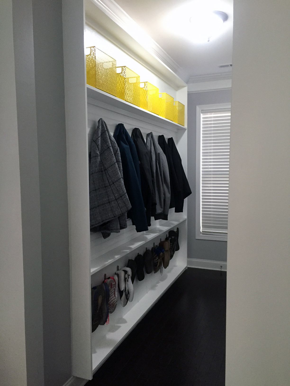Simple And Modern Mudroom Cubbies Wurth Wood Group Blog